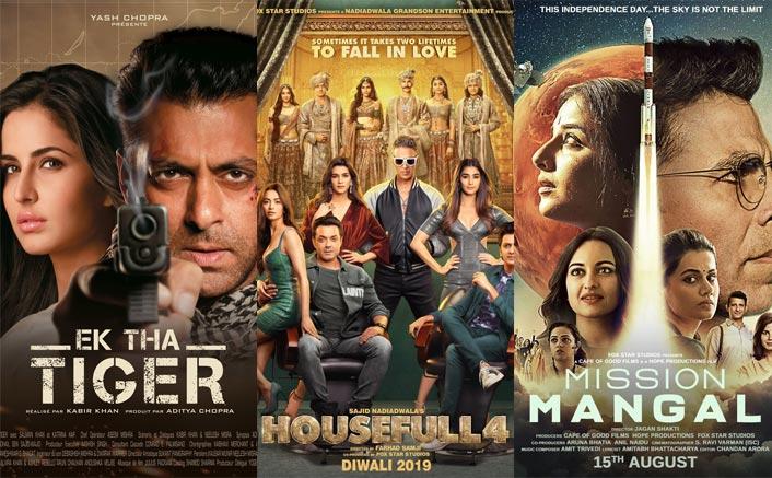 Housefull 4 Box Office: Beats Ek Tha Tiger; Mission Mangal Is Next