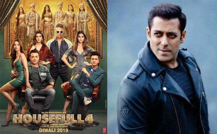Housefull 4 Box Office: Crosses This Big Diwali Release Of Salman Khan