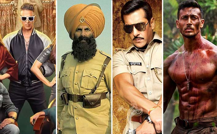 Housefull 4 Box Office: Goes Past Kesari, Dabangg 2 & 3 Others! Chasing Baaghi 2 & Race 3