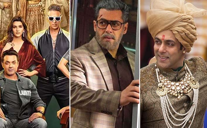 Housefull 4 Vs Bharat Vs Prem Ratan Dhan Payo: Comparing The Trend Of Akshay Kumar Starrer With These Two Biggies
