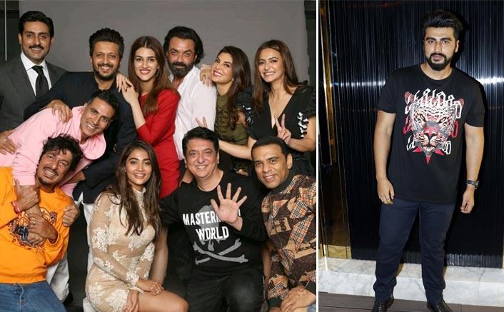 Housefull 5: Post Akshay Kumar's Hint, Now Arjun Kapoor CONFIRMS The Multi Starrer Project