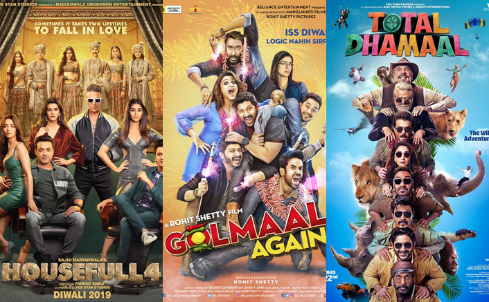 Housefull VS Golmaal VS Dhamaal Box Office Comparison: Which Is The Best Comedy Franchise In Bollywood?