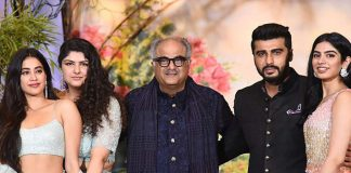 How Arjun Kapoor, sisters and their dad stay in touch