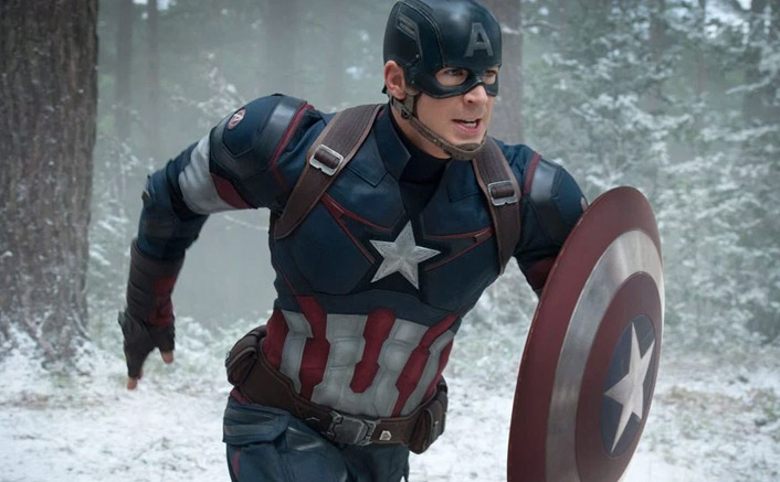 Chris Evans Is Moving Ahead Of Captain America Image But We're Not Sure Because We Love It 3000