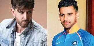 """Hrithik is my Favourite hero and I like his movie WAR,"" says Indian Cricketer Deepak Chahar"