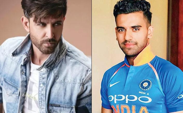 """Hrithik Roshan Is A 'Proper' Hero, Liked His Latest Movie War"": Indian Cricketer Deepak Chahar"