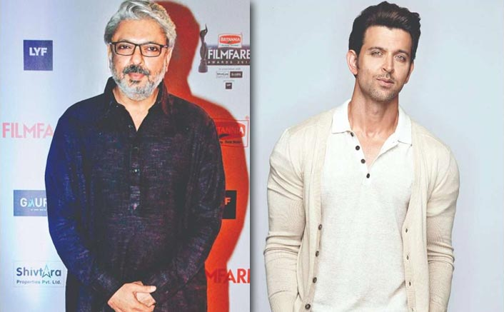 Hrithik Roshan & Sanjay Leela Bhansali To Reunite With Baiju Bawra After 9 Years?