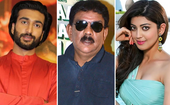 Hungama 2: Priyadarshan Locks South Star Pranitha Subhash Opposite Meezaan Jaffrey For The Comedy Caper