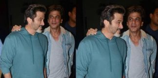 """I am and will always be your fan,"" says Shah Rukh Khan to Anil Kapoor"