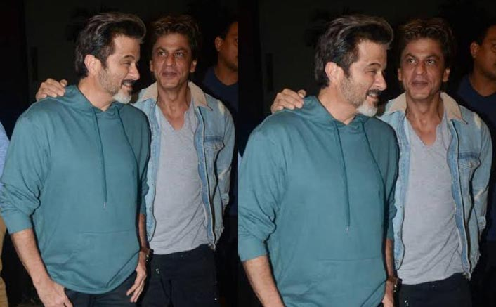 """Shah Rukh Khan To Anil Kapoor: """"I Am & Will Always Be Your Fan"""""""