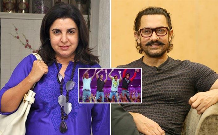 When Aamir Khan Ditched Farah Khan Over Being A Part Of Om Shanti Om's Song 'Deewangi'