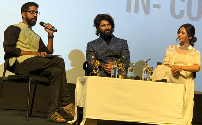 If I don't do love stories, who would? Says Vijay Devarakonda at IFFI