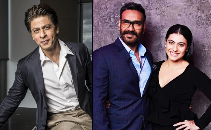 Kajol Has A Sassy Reply To A Fan Asking Her About The Possibility Of Marrying Shah Rukh Khan