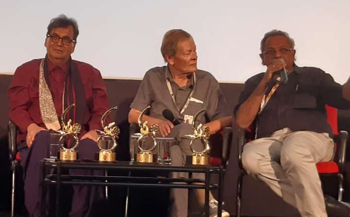 IFFI 50th Edition - In conversation Subhash Ghai, Shaji N. Karun & Derek Malcolm on the evolution of Indian Cinema in the last 50 years