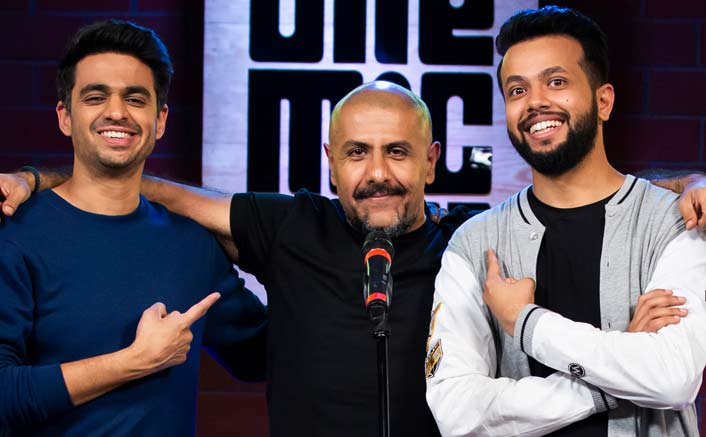 """""""I'm actually curious to know what audiences think of my set!."""" says Vishal Dadlani on his debut as a stand-up comedian on Amazon Prime Video's 'One Mic Stand'"""