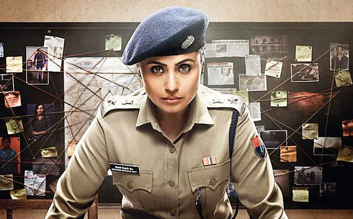 Rani Mukerji To Promote Mardaani 2 At 1st Day-Night Pink Ball Test Match
