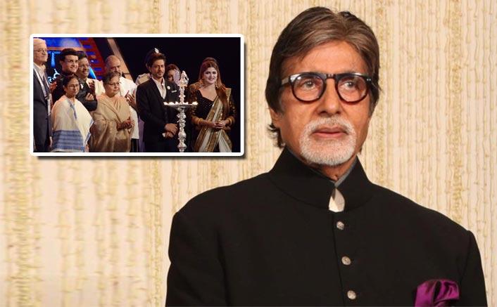 Amitabh Bachchan's Health Still Not Better; Actor Misses Kolkata International Film Festival 2019