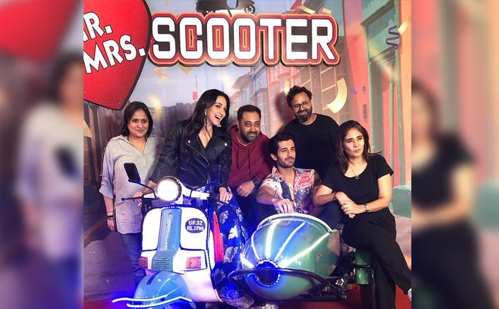 Indoo Ki Jawani: Kiara Advani, Aditya Seal & Mallika Dua Wrap The Film In Style!