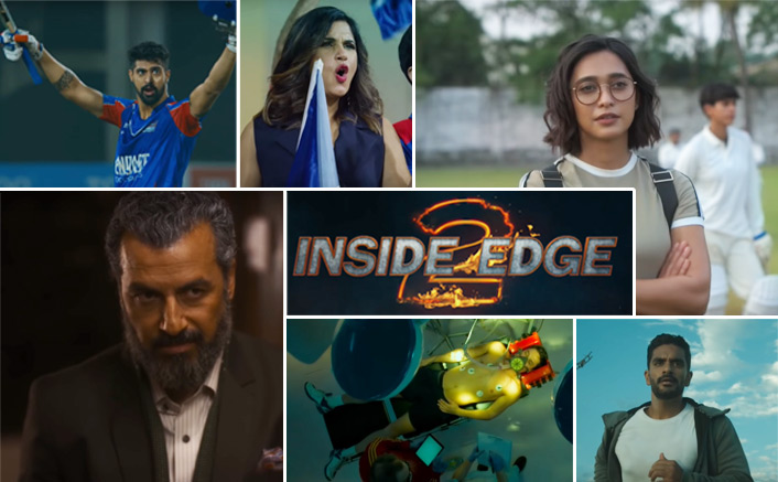 Inside Edge 2 Trailer OUT!