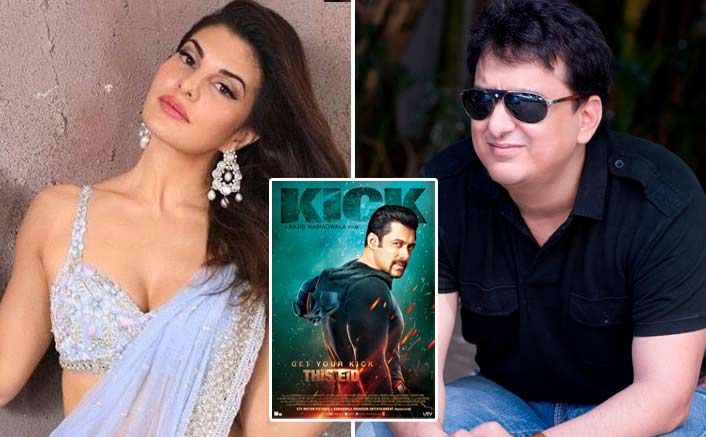 Jacqueline Fernandez Reveals Why Sajid Nadiadwala Is The Reason Behind The Delay Of Salman Khan Starrer Kick 2