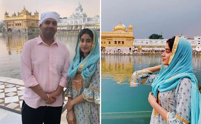 Janhvi Kapoor Flies Off To Amritsar For Dostana 2; Visits Golden Temple First