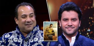 Dabangg 3: Javed Ali Replaces Rahat Fateh Ali Khan For Salman Khan's Naina Lade