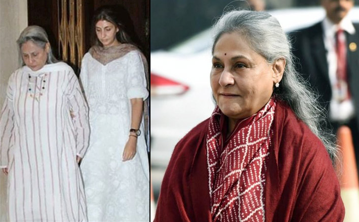Jaya Bachchan vents ire on media for clicking pics