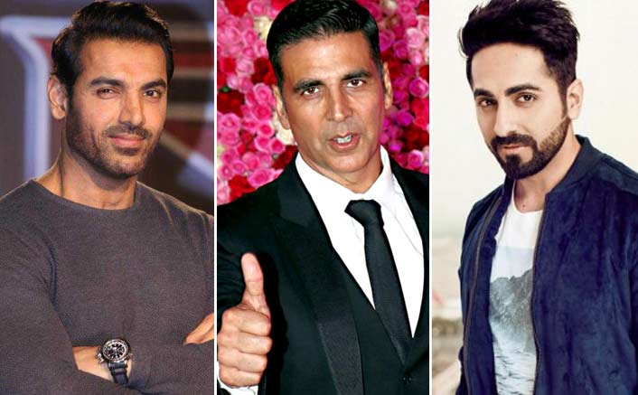 "John Abraham On Him & Akshay Kumar Doing Mostly Patriotic Films: ""Different Kind Of Films Only Go To Ayushmann Khurrana Today"""