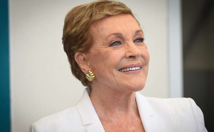 Julie Andrews reveals she refused cocaine at a party