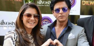 Kajol's Reply When Asked When She Is Working With Shah Rukh Khan Has Got Us Excited