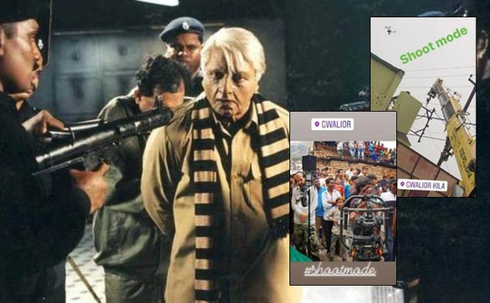 Indian 2: An Action Sequence Worth Rs 40 Crores Shot In Bhopal For Kamal Haasan Starrer