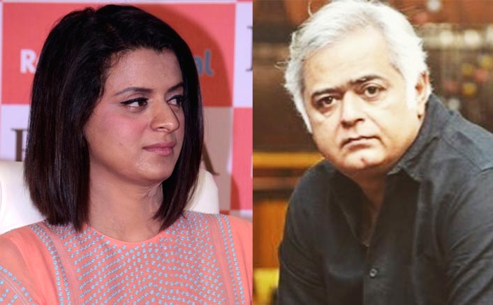 Kangana Ranaut's Sis Rangoli Tweet An Indirect Dig At Simran Director Hansal Mehta?