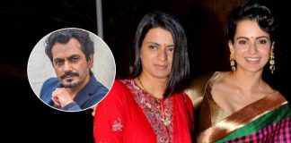 Kangana Ranaut's Sister Rangoli Drags Nawazuddin Siddiqui Into The Nepotism Debate!