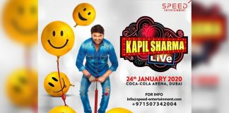 Kapil Sharma Announces His Dubai Live Show For 2020, READ DEETS