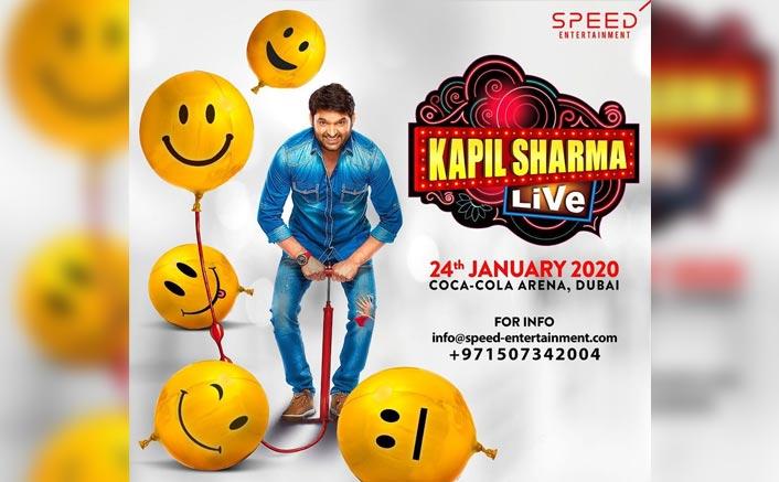 Kapil Sharma Announces His Dubai Live Show For 2020, READ DEETS
