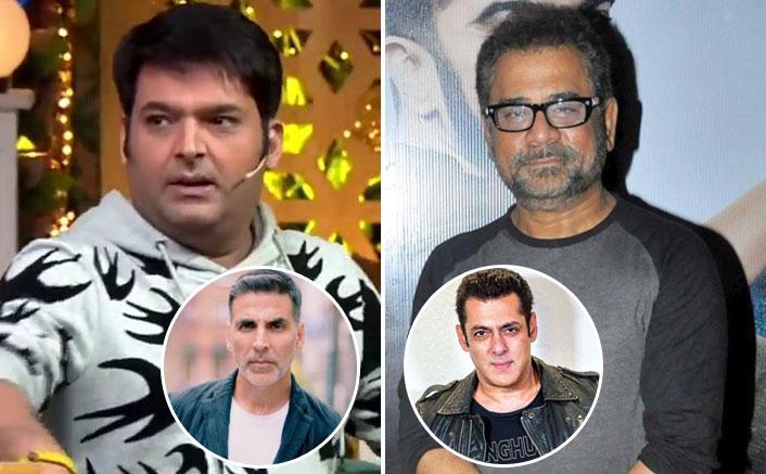 Kapil Sharma Asks Anees Bazmee If He Has Salman Khan, Akshay Kumar's Inappropriate Videos!