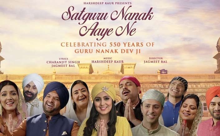 Kapil Sharma Singing 'Satguru Nanak Aye Ne' Along With Harshdeep Kaur Is The Purest Thing You'll See On The Internet Today