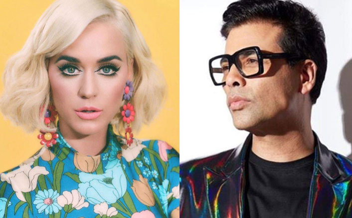 Karan Johar To Host American Singer Katy Perry On Her India Tour; A Lavish Cocktail Party On The Cards