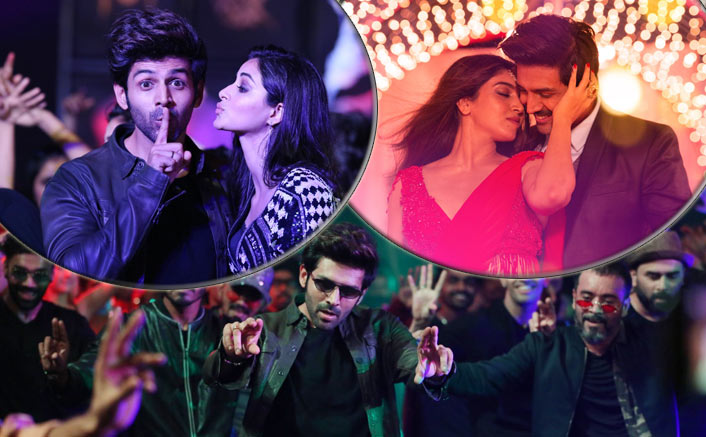 Dheeme Dheeme From Pati Patni Aur Woh Video OUT! Kartik Aaryan, Bhumi Pednekar & Ananya Panday Recreate The Groove