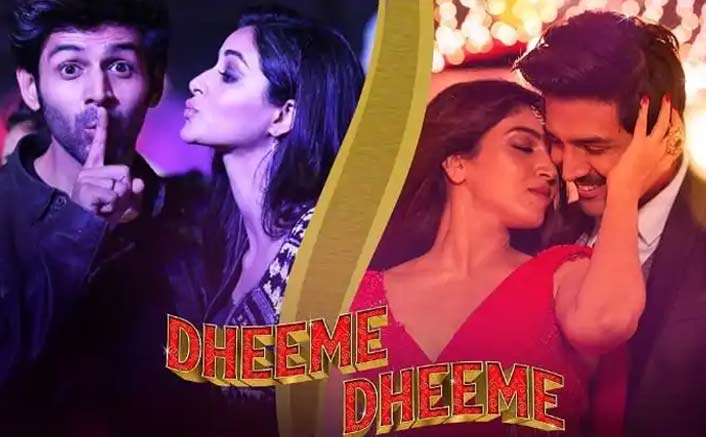 Kartik Aaryan Gets Yet Another Chartbuster With 'Dheeme Dheeme', Continues His Winning Streak Of Back To Back Dance Hits