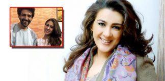 Kartik Aaryan & Sara Ali Khan's Romance Leaves Amrita Singh Pissed Off?