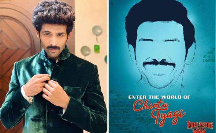 Kartik Aaryan Teases His Fans With Pati Patni Aur Woh Quirky Poster!