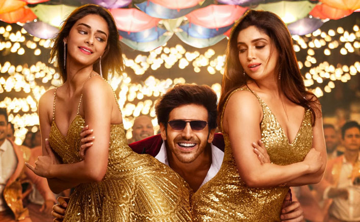 Ankhiyon Se Goli Maare From Pati Patni Aur Woh OUT! Kartik Aaryan, Ananya Panday & Bhumi Pednekar Recreate The Colourful 90's Vibe