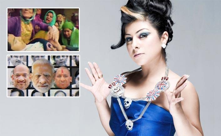 Kashmir 2 Khalistan: Hard Kaur Slams PM Narendra Modi & Bhakts For The Kashmir's Conditions With Her New Track