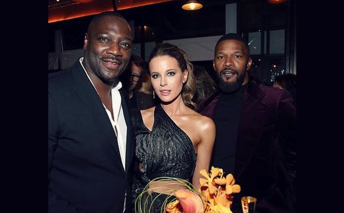 Kate Beckinsale denies dating Jamie Foxx