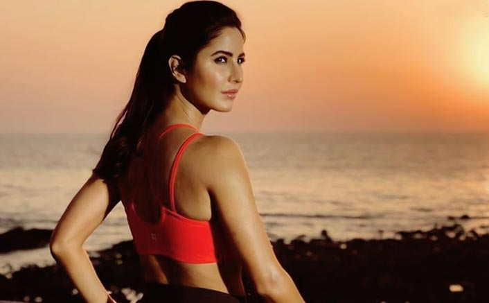 Katrina Kaif Enjoyed Swimming Session With THIS Special Friend & It's Not Who You Think!