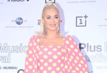 Katy Perry: Excited to indulge in all things Indian