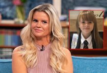 Kerry Katona called 'cokehead' by daughter's classmates