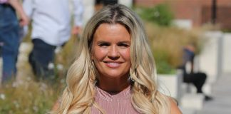 Kerry Katona's struggles with back woes and pet dog