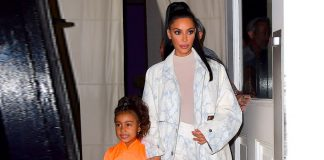Kim agrees Kanye has right to stop North from wearing make-up